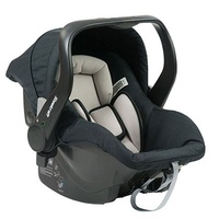 Steelcraft Baby Carrier - Linen black