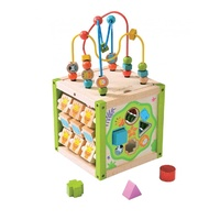 My First Multi -Play Activity Cube