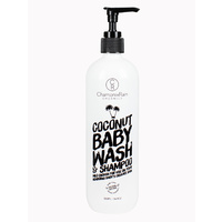 Coconut Baby Wash & Shampoo 500ml