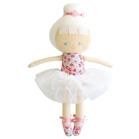 Baby Ballerina Doll - Sweet Floral