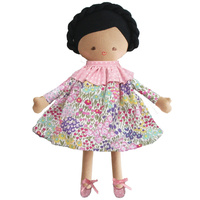 Baby Coco Liberty Ivory Floral Doll