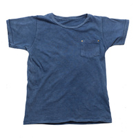 Basic Pocket Tshirt Navy