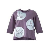 Be Happy Tunic Top