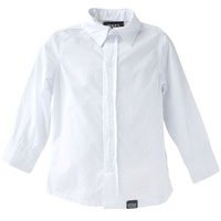 Tailored Shirt - Pure White