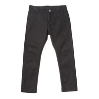Black Nick Twisted Seam Jean