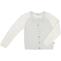 Spring Party Cardigan - Light Grey