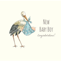 New Baby Boy Congratulations