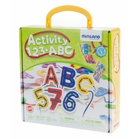 Activity 123-ABC Set