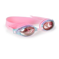 Mermaid Dusty Pack Bling2o Swim Goggles - Jewel pink