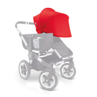 Bugaboo Donkey Sun Canopy [Colour:Red]