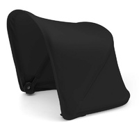 Bugaboo Fox And Cameleon3 Sun Canopy - Black