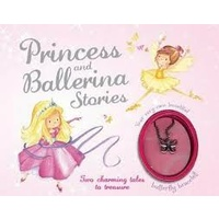 Princess And Ballerina Stories Book
