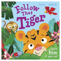 Follow That Tiger Book