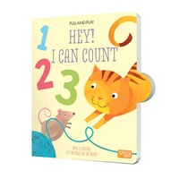 Hey! I Can Count Pull And Play Book