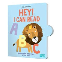 Hey! I Can Read Pull And Play Book