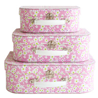 Medium Suitcase - Blossom Pink