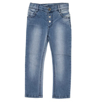 Blue Stone Wash Denim Jean [Size: 6]