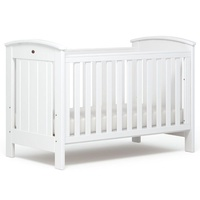 Casa Cot Bed - Barley White