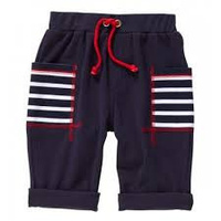 Roll On Short Navy