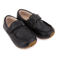 Deck Shoe - Black