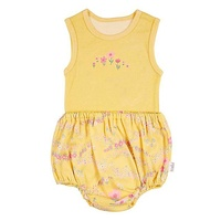 Baby Singlet And Bloomers - Jessica Sunny