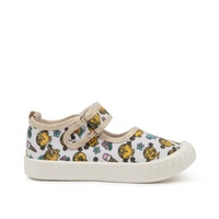 Classic Mary Jane Canvas Shoe - Little Miss Sunshine