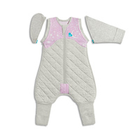 Swaddle Up Transition Suit Warm - 2.5 Tog - Lilac