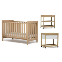 Daintree Cot Bed Package (Almond)