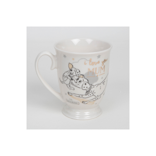 Disney Mug - Dalmatians I Love You Mum