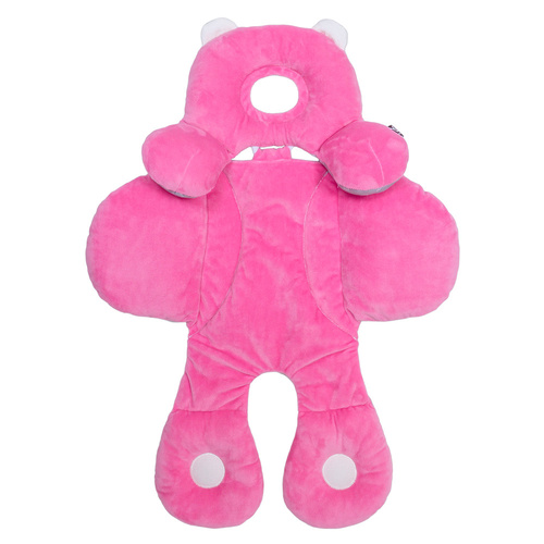 Infant Head And Body Support - Pink