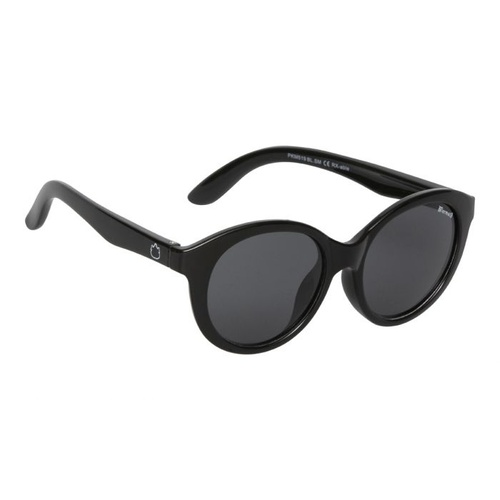 Black Frame Smoke Lens Sunglasses