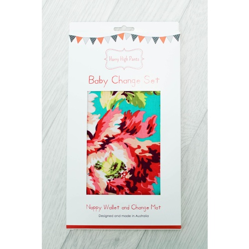 Baby Change Set - Bliss Bouquet