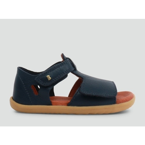 Mirror Sandal Step-Up - Navy