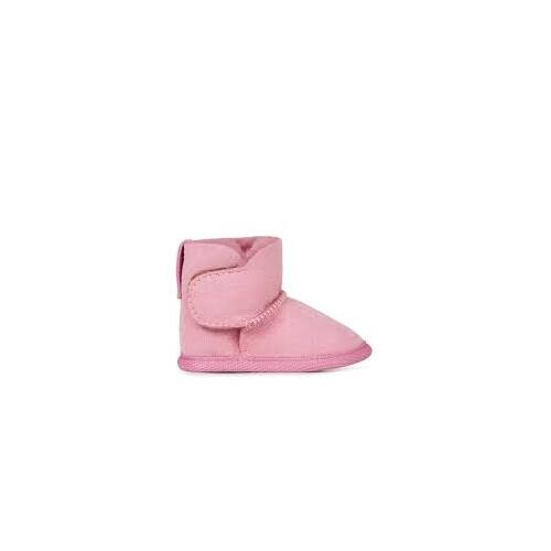 Platinum Baby Bootie Ugg Boot - Orchid Pink