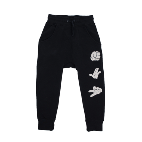 Mouse Is The House Track pants - black