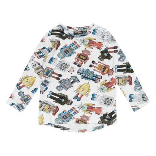 Robotic L/S T-Shirt - Multi