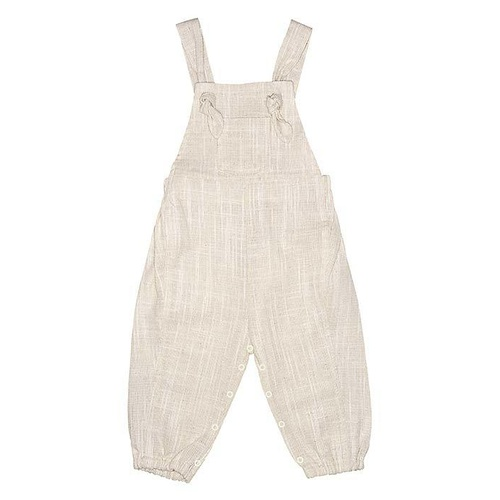 Baby Overalls Storytime Linen