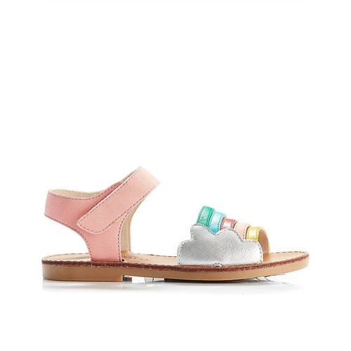 Rainbow Sandal Multi